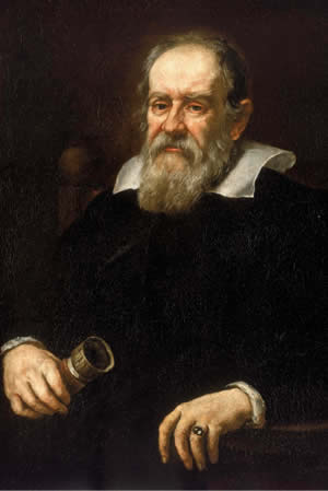 Time and Space - Galileo