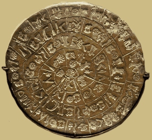 The Early Greeks - The Phaistos Disc